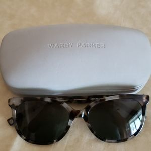 Warby Parker Raglan Sunglasses